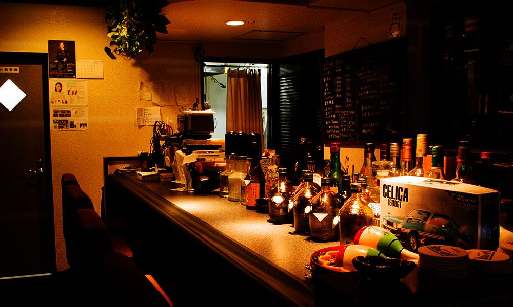 TA-BO's THEATRE店内