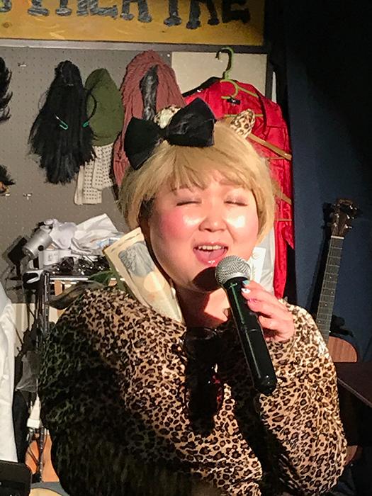キムコちゃん、超満員のスペシャルライブ‼️