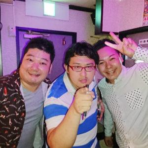 5/15に当店レギュラー芸人大集合!!